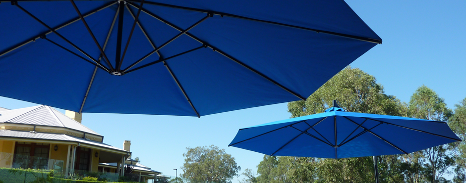 Cantilever Umbrellas has a wide range of exciting umbrellas perfect for all kinds of people and situations.